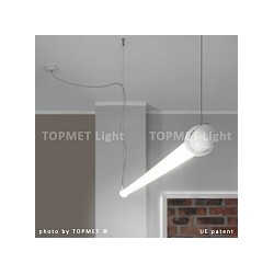 Suspension pour tube led T8